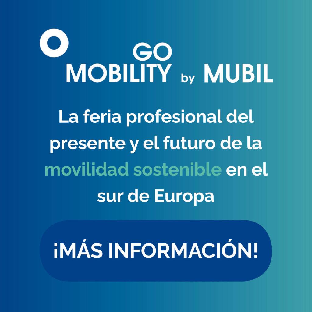 El Clúster colabora con Go Mobility by Mubil 2022